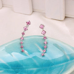 7 Diamonds Babysbreath Earring - Oh Yours Fashion - 6