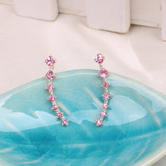 7 Diamonds Babysbreath Earring - Oh Yours Fashion - 4