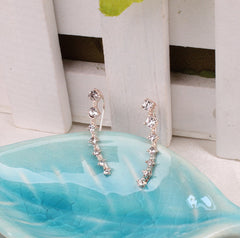 7 Diamonds Babysbreath Earring - Oh Yours Fashion - 7