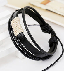 Personality Woven Multilayer Bracelet - Oh Yours Fashion - 3