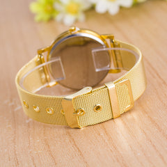 Classic Mesh Alloy Strap Fashion Watch - Oh Yours Fashion - 4