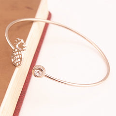 Sweet Pineapple Bracelet Ring - Oh Yours Fashion - 4