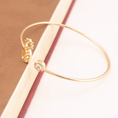 Sweet Pineapple Bracelet Ring - Oh Yours Fashion - 2