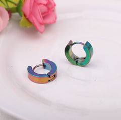 Simple Fashion Ring Earring - Oh Yours Fashion - 5