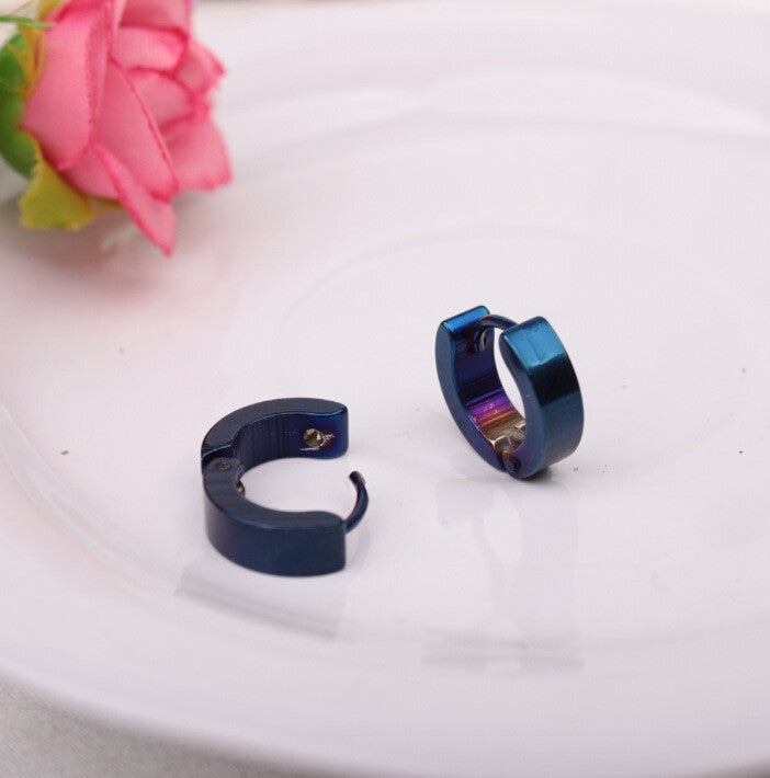 Simple Fashion Ring Earring - Oh Yours Fashion - 1