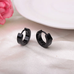 Simple Fashion Ring Earring - Oh Yours Fashion - 2