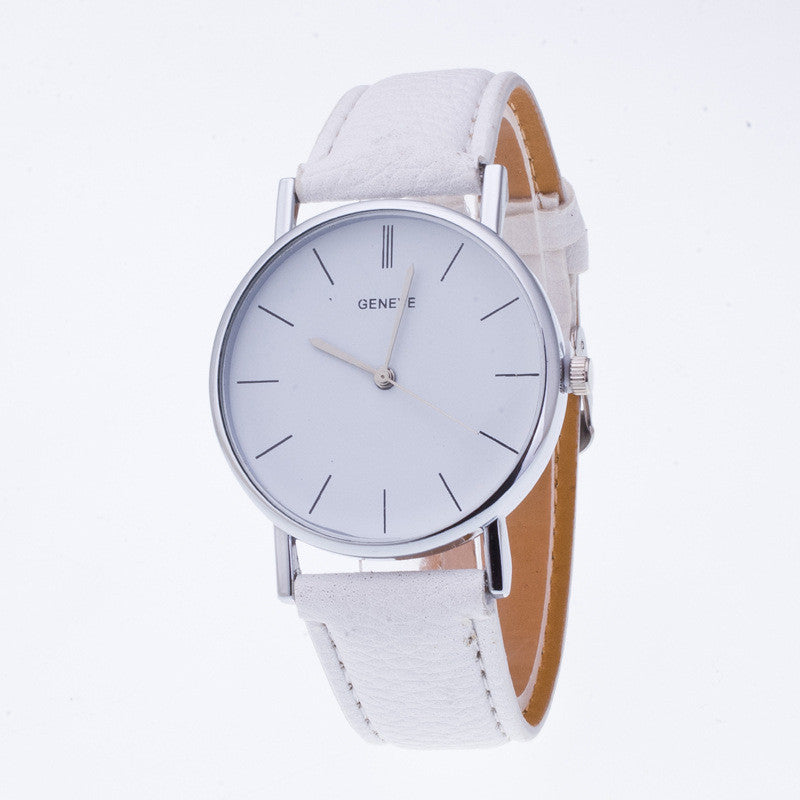 Classic High-End Leather Watch - Oh Yours Fashion - 2