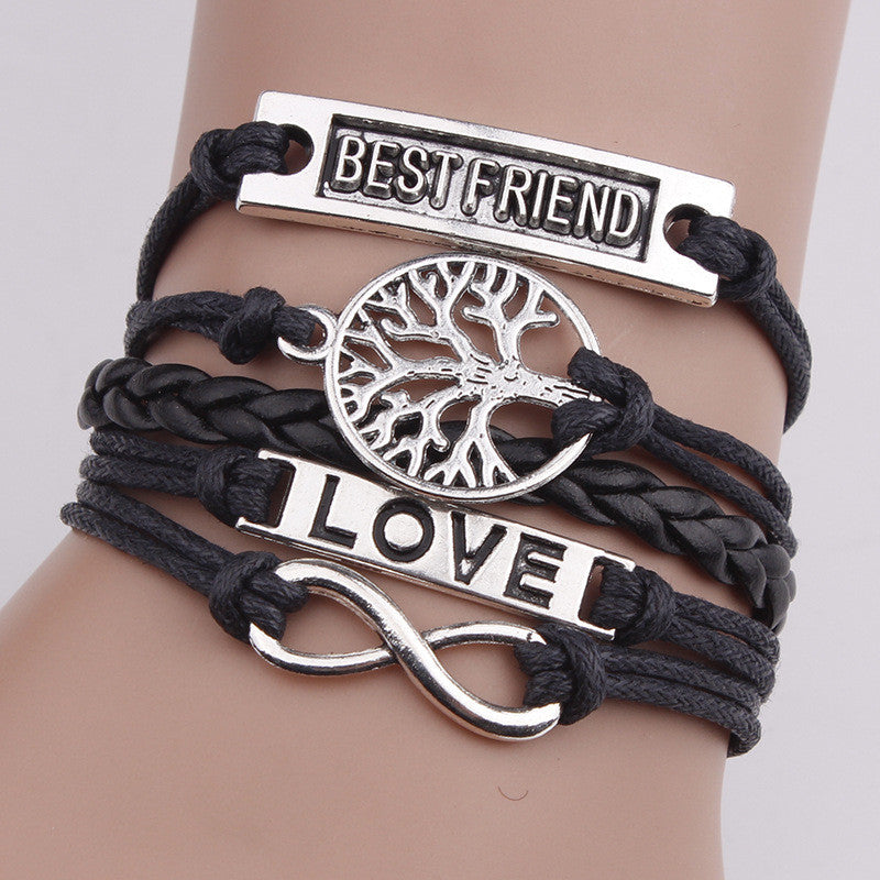LOVE Tree Of Life DIY Manual Bracelet - Oh Yours Fashion - 1