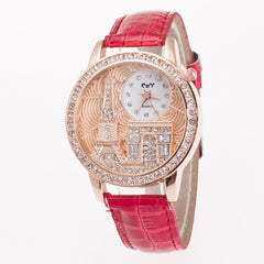 3D Tower Triumphal Arch Watch - Oh Yours Fashion - 3