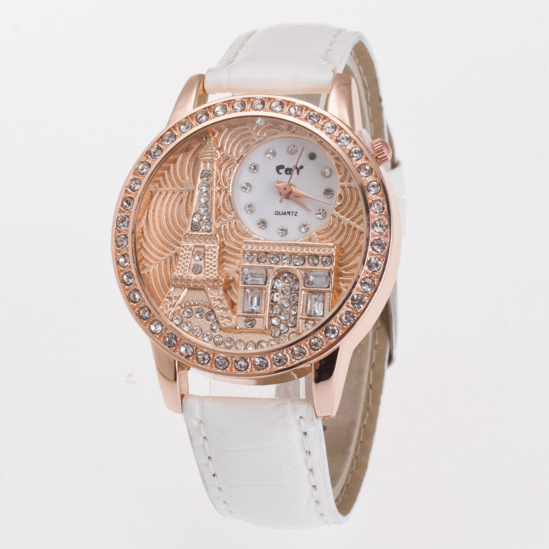 3D Tower Triumphal Arch Watch - Oh Yours Fashion - 1