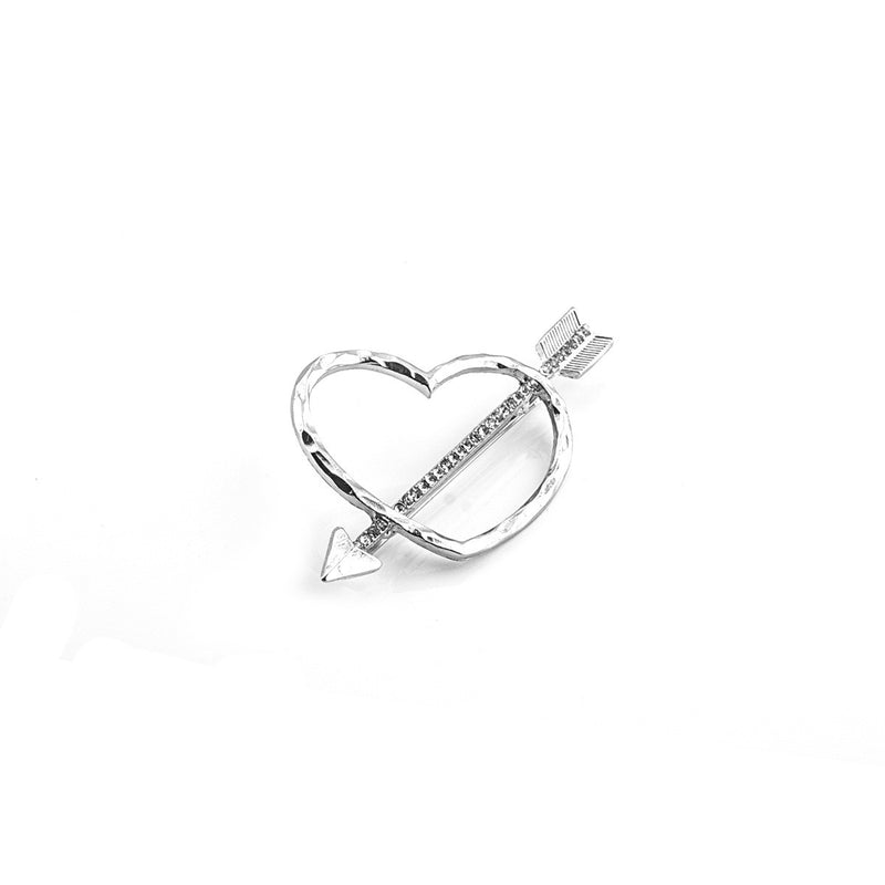 Sweet Heart Arrow Women's Hairpin - Oh Yours Fashion - 4