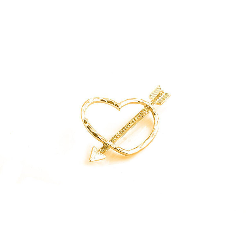 Sweet Heart Arrow Women's Hairpin - Oh Yours Fashion - 2