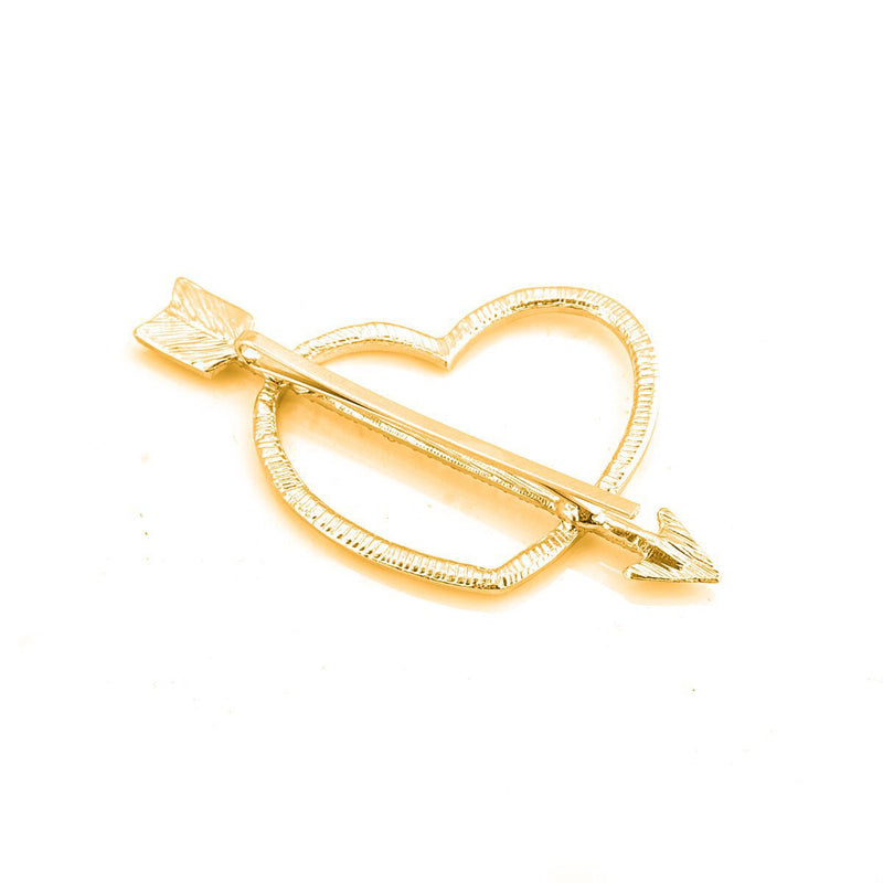 Sweet Heart Arrow Women's Hairpin - Oh Yours Fashion - 6