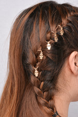 Unique African Stars Plait Leaves 5 Hairpin - Oh Yours Fashion - 2