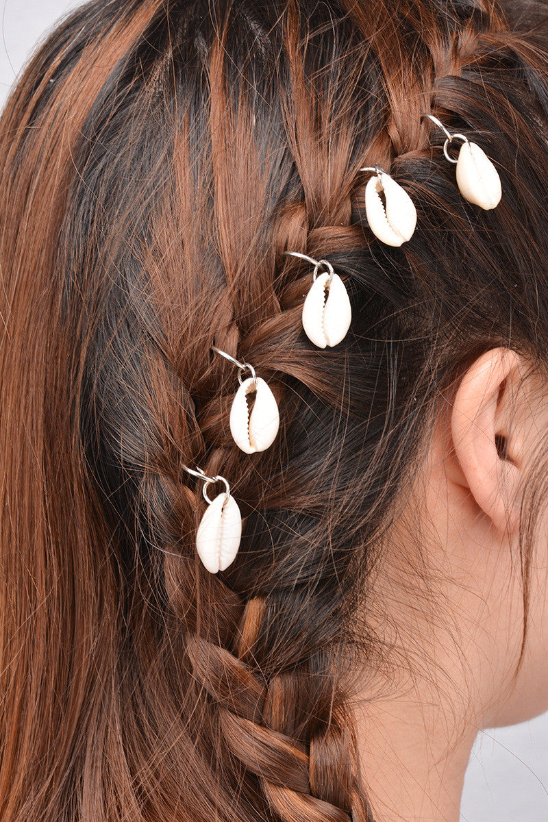 Unique African Stars Plait Leaves 5 Hairpin - Oh Yours Fashion - 7