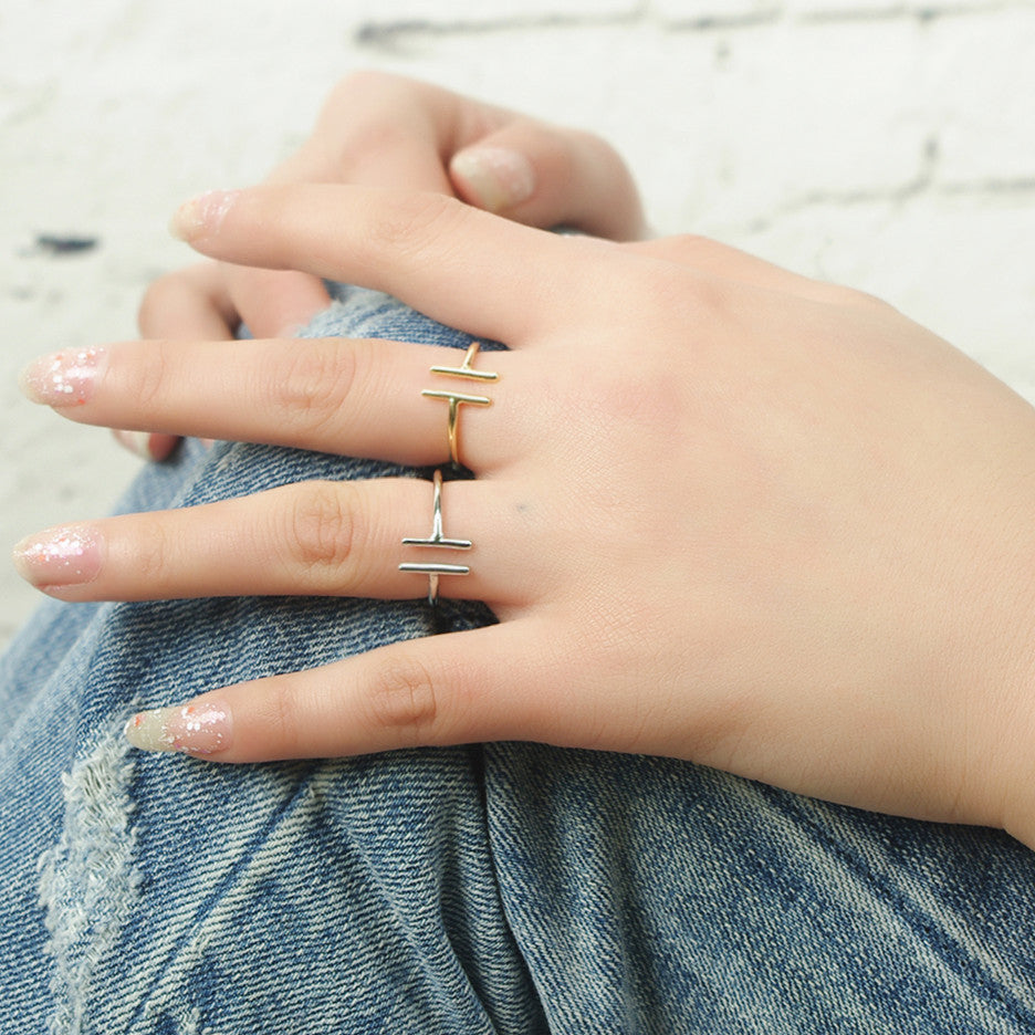 Perfect Street Snap Opening Ring - Oh Yours Fashion - 1