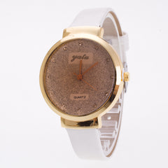 Frosting Crystal Lady's Quartz Watch - Oh Yours Fashion - 2