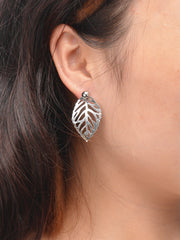 Fashion Leaf Women's Earrings - Oh Yours Fashion - 3