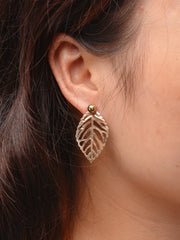 Fashion Leaf Women's Earrings - Oh Yours Fashion - 5