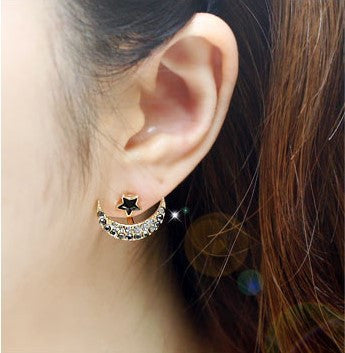 Daisy Flower Crystal Charming Earring - Oh Yours Fashion - 29