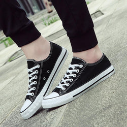 Classic Low Cute Canvas Lovers Sneakers
