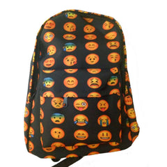 Unique Expression Print Backpack School Travel Bag - Oh Yours Fashion - 2