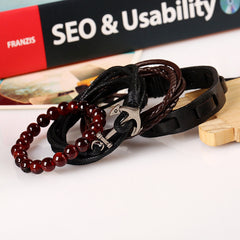 Fashion 4 Style Bracelet Set - Oh Yours Fashion - 5