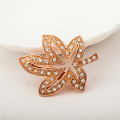 Metal Pins Lotus Leaf Maple Brooch - Oh Yours Fashion - 7