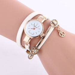 Classic Small Dial Wrap Metal Decoration Watch - Oh Yours Fashion - 1