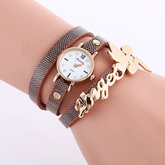 Beautiful Angel Small Dial Watch - Oh Yours Fashion - 8