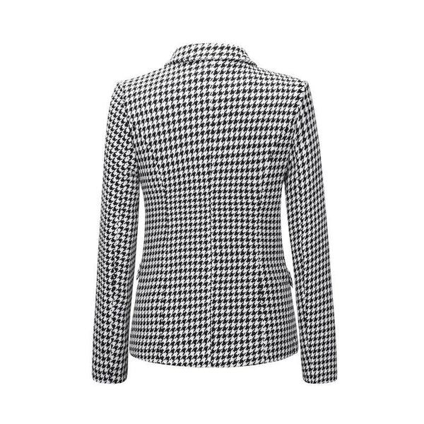 Fashion Petite Double Breasted Blazer