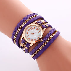 Bohemia Multilayer Chain Watch - Oh Yours Fashion - 3