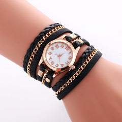 Bohemia Multilayer Chain Watch - Oh Yours Fashion - 6