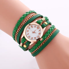 Bohemia Multilayer Chain Watch - Oh Yours Fashion - 4