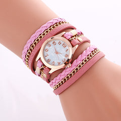 Bohemia Multilayer Chain Watch - Oh Yours Fashion - 10