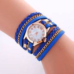 Bohemia Multilayer Chain Watch - Oh Yours Fashion - 5