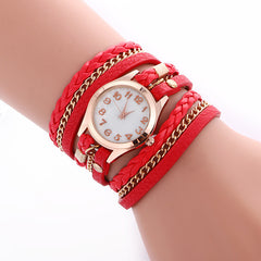 Bohemia Multilayer Chain Watch - Oh Yours Fashion - 2