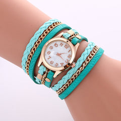 Bohemia Multilayer Chain Watch - Oh Yours Fashion - 9