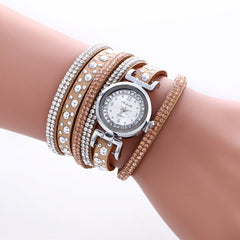 Beautiful Crystal Snowflake Women's Watch - Oh Yours Fashion - 5
