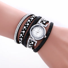 Beautiful Crystal Snowflake Women's Watch - Oh Yours Fashion - 4