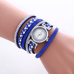 Beautiful Crystal Snowflake Women's Watch - Oh Yours Fashion - 3