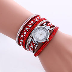 Beautiful Crystal Snowflake Women's Watch - Oh Yours Fashion - 2