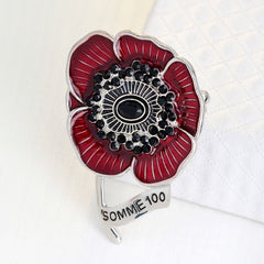 Retro High-grade Flower Brooch - Oh Yours Fashion - 3