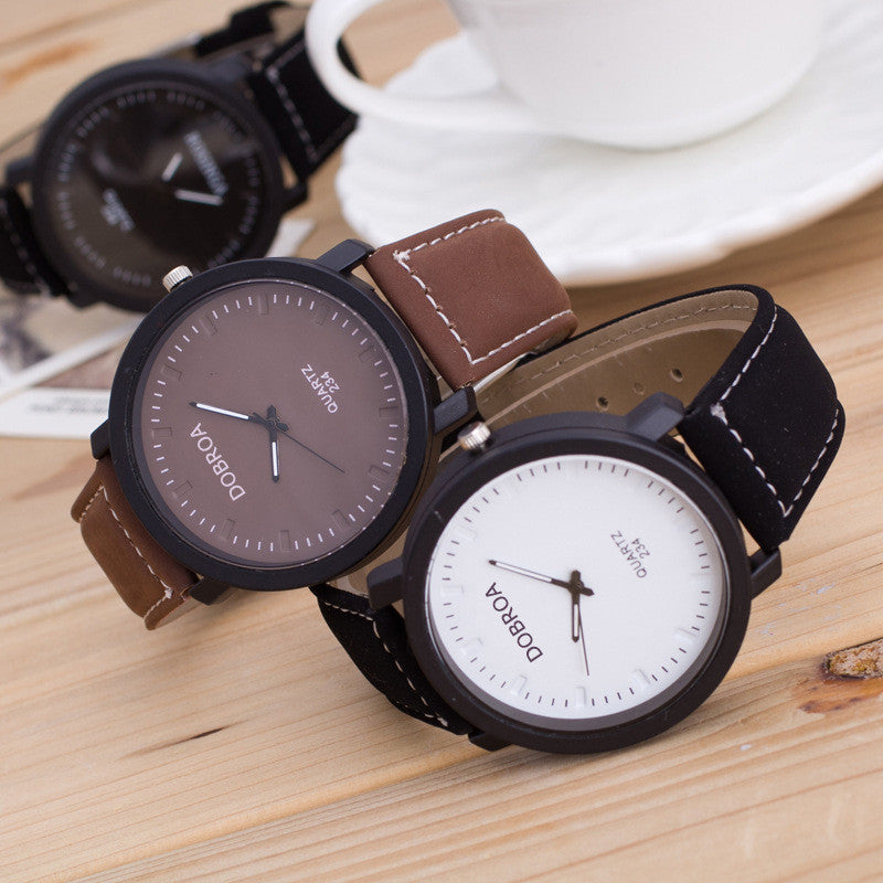 Hot Style Contracted Quartz Watch - Oh Yours Fashion - 4