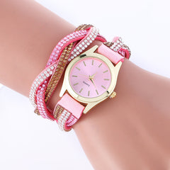 Classic Crystal Strap Quartz Watch - Oh Yours Fashion - 1