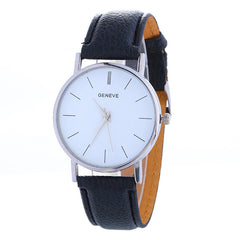 Hot Style Simple Leather Watch - Oh Yours Fashion - 5