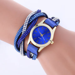 Classic Crystal Strap Quartz Watch - Oh Yours Fashion - 6