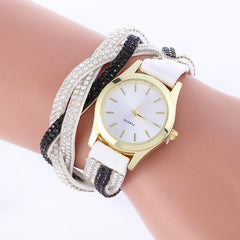 Classic Crystal Strap Quartz Watch - Oh Yours Fashion - 2