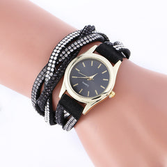 Classic Crystal Strap Quartz Watch - Oh Yours Fashion - 4
