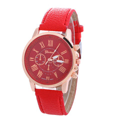 Classic Three Leather Watch - Oh Yours Fashion - 2